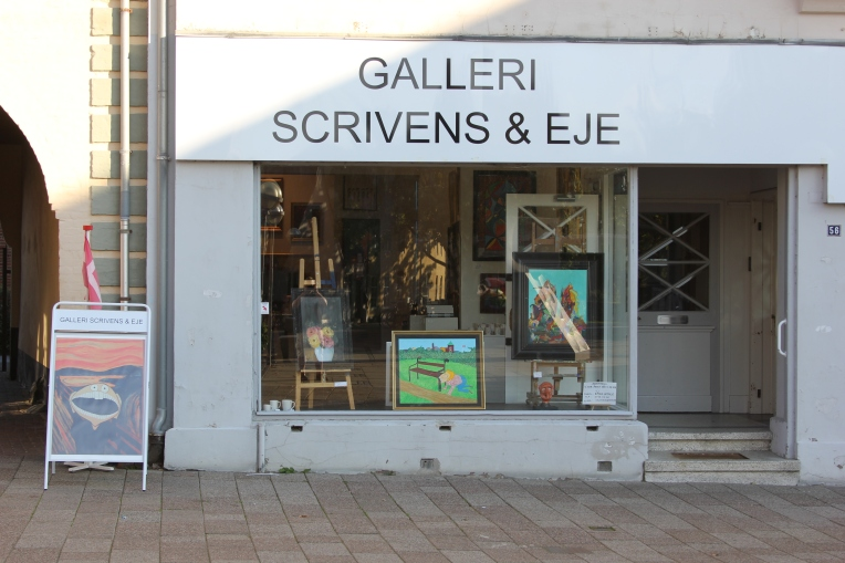 Galleri Scrivens & Eje
