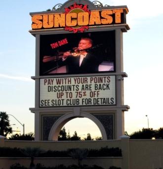 Suncoast Casino Las Vegas